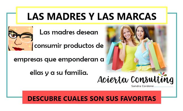 Las madres y las marcas. Descubre cuales son sus  favoritas